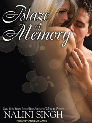 cover image of Blaze of Memory
